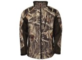 Percussion Softshell Ghost Camo Wet