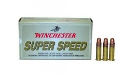 WINCHESTER 22LR SUPER SPEED 37.5 GRAIN
