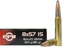 PPU GROM 8x57 IS 12,0 g